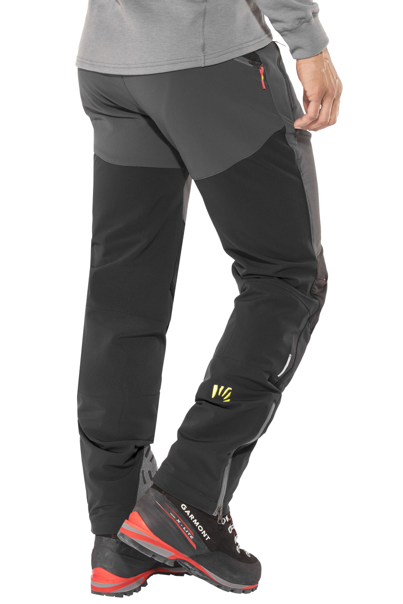 1c4e6ef5de 300 Grisnegro Karpos Pantalones Express Trekking De Hombre A88f5wq